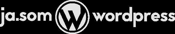 logo jasomwordpress sede zmenšené